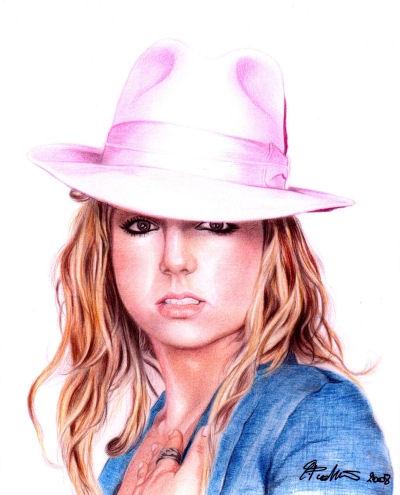 Britney Spears por seizeart